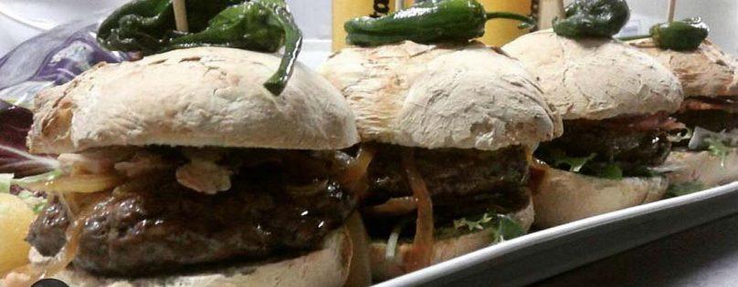 hamburguesas de buey, La Llariega, Langreo, Asturias
